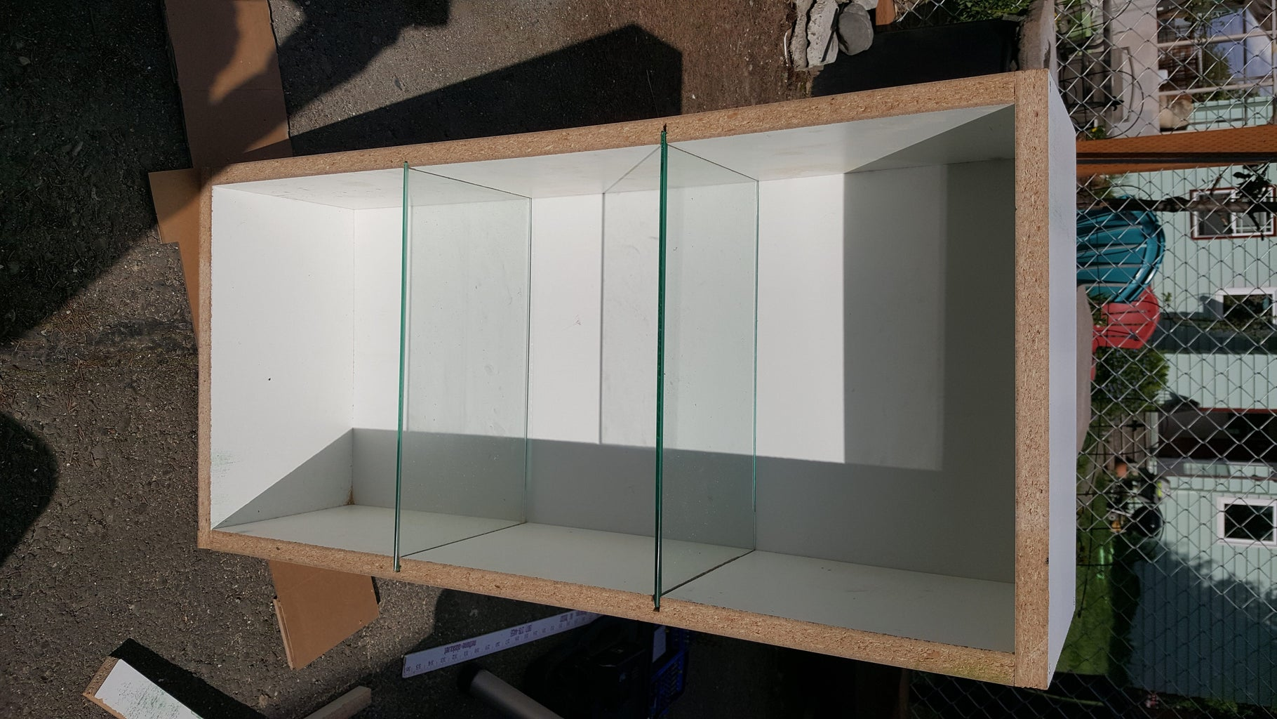 Assembling the Shelf