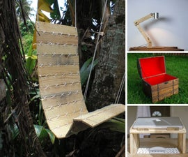 50 Things to Make With a Pallet
