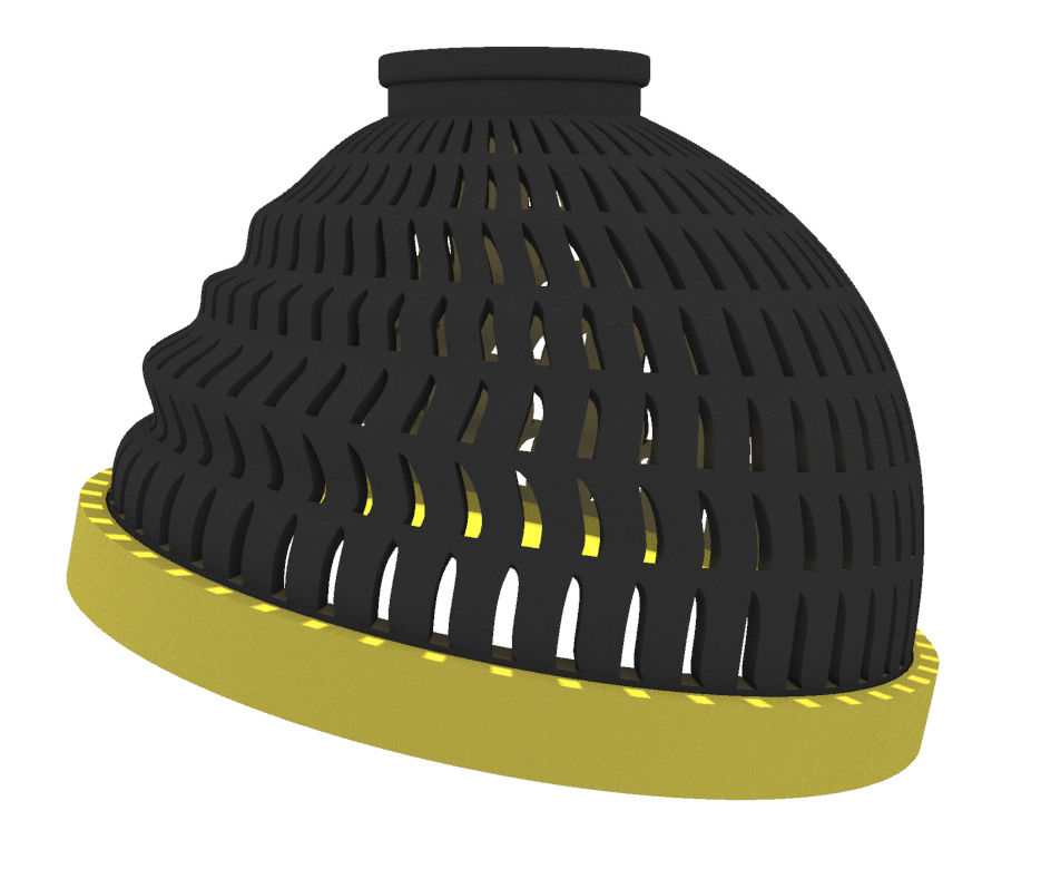 W3: Lampshade