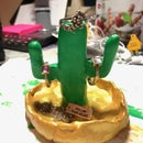 Cactus Ring Holder!