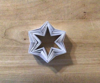 Easy Origami Holiday Star: Hanukkah or Christmas Decoration: Simple Paper Craft for All Ages