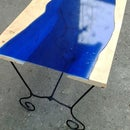 Coffee river table