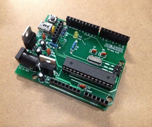 Building a DIY Arduino on a PCB and Some Tips for Beginners