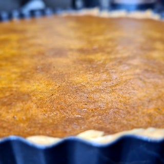 Amazing Homemade Pumpkin Pie