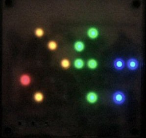 Charlieplexing LEDs- The theory