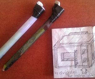 Pencil Extender With Eraser