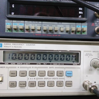 GPSDO YT, Disciplined Oscillator 10Mhz Reference Frequency. Low Cost. Accurate.