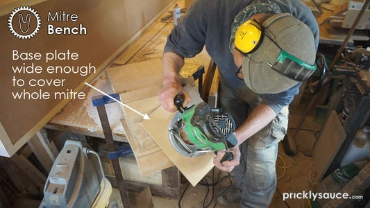 Perfect Mighty Mitre Joints