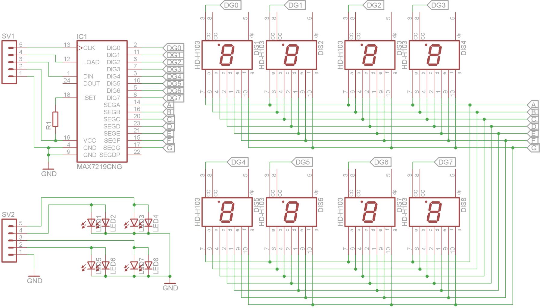 Make the Circuit Diagram