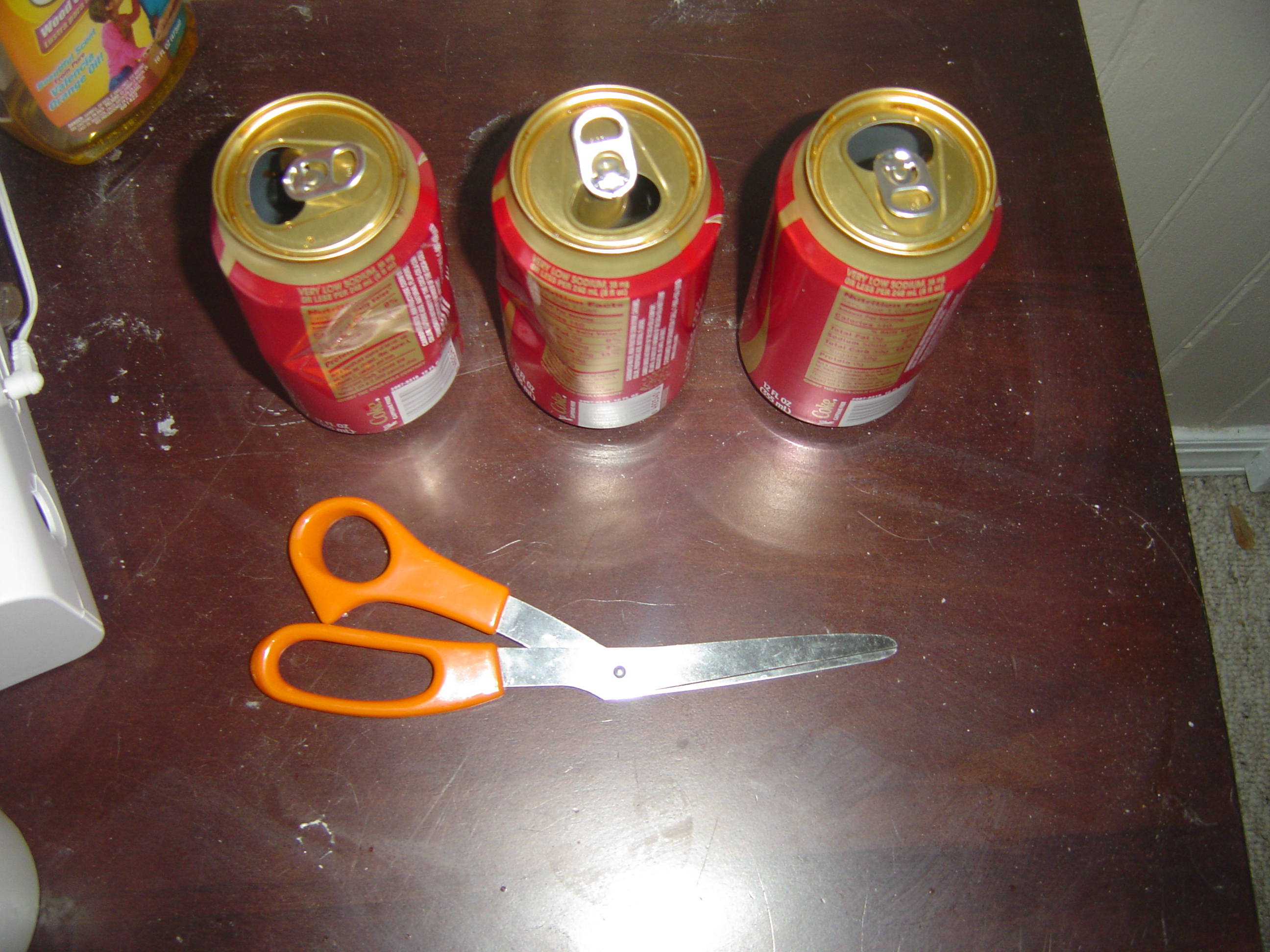 soda can crossbow