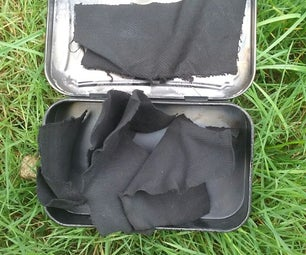 How to Make Charcloth