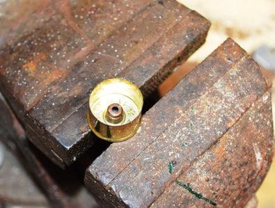 Making the Shotgun Shell Knobs
