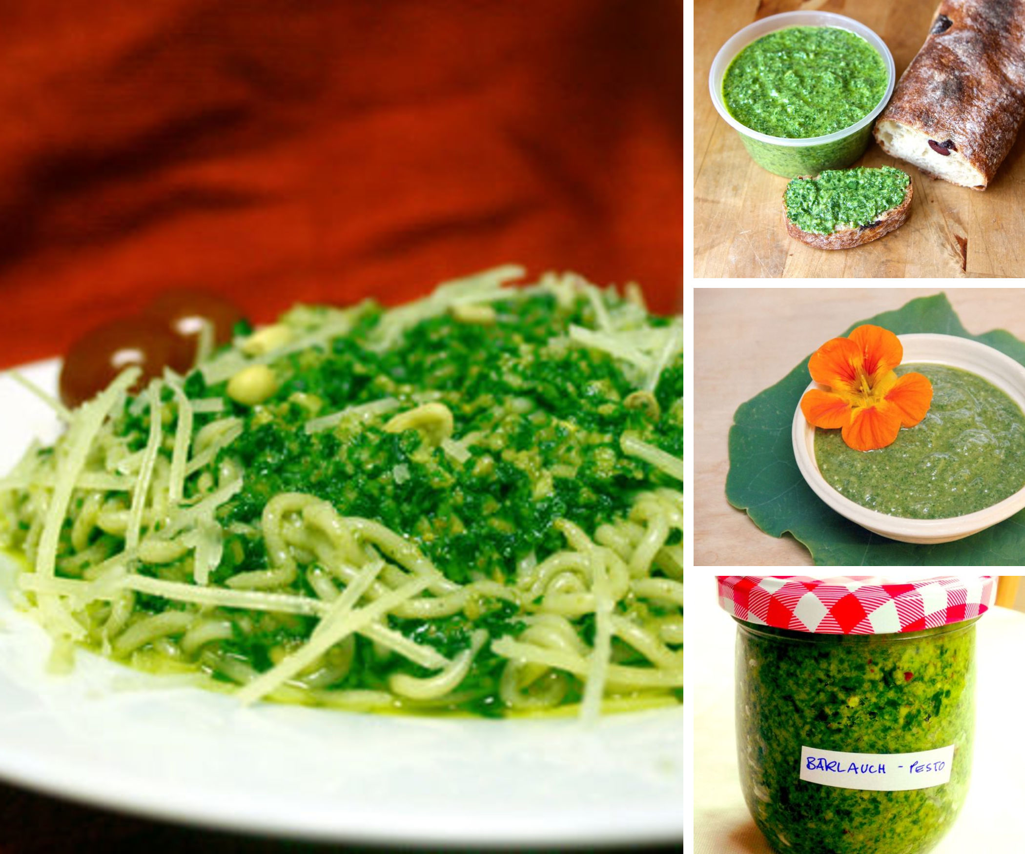 Make Pesto Out of Everything!