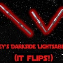 Rey's Dark Side Lightsaber