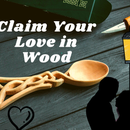 """Say """"I Love You"""" in Wood I My Story on How We Decided to Tie the Knot - Love Spoon Carving"""
