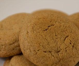 Brown Sugar Cardamom Cookies