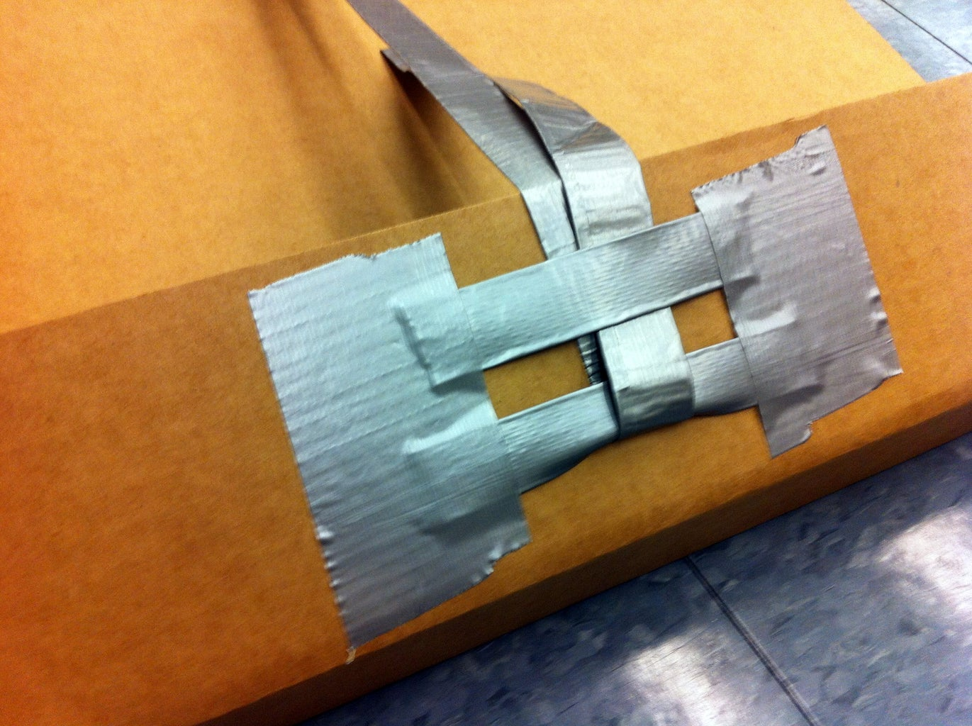 Duct Tape Buckle