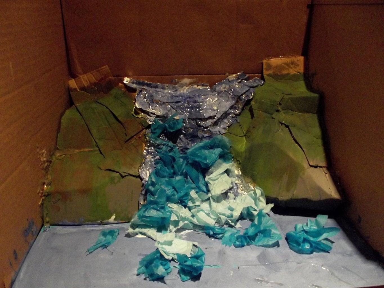 Add Tissue Paper: