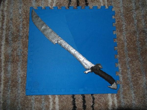 Skyrim: Nordic Sword.