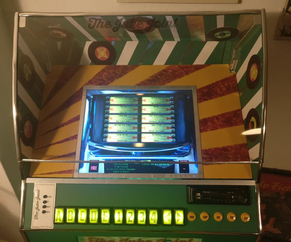 A  Jukebox With Raspberry Pi