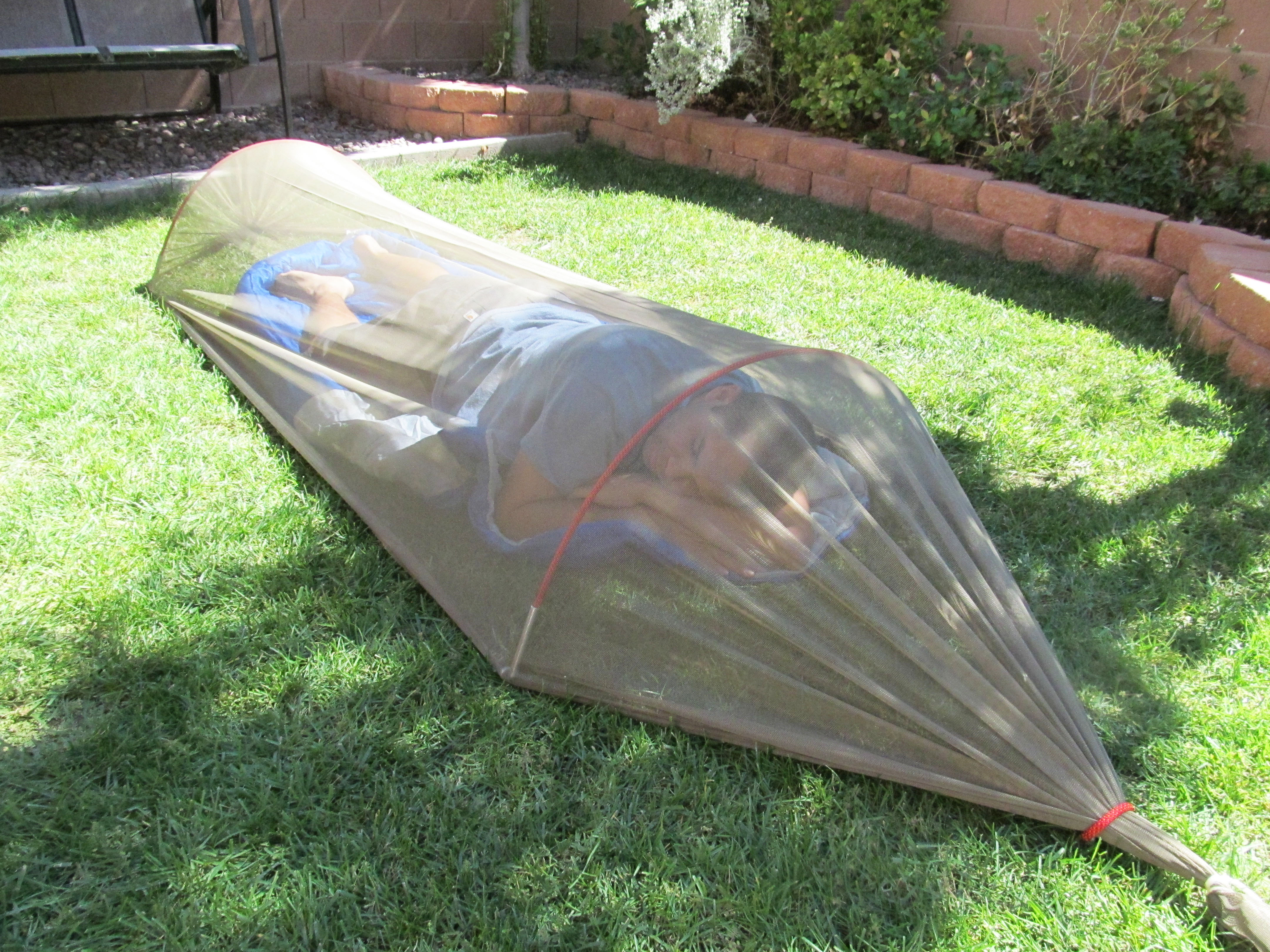 Single Person Mosquito Net