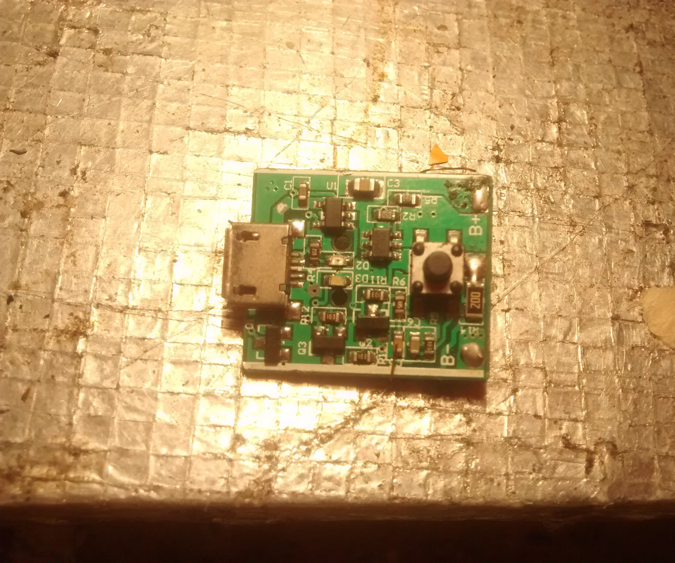 Convert a Power Bank Into a 9v Lithium Battery