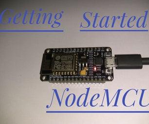 Get Started With NodeMCU (ESP8266)....