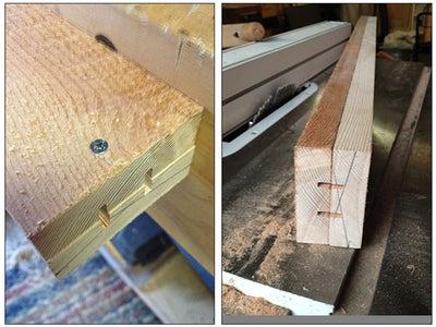 Attach Boards and Cut