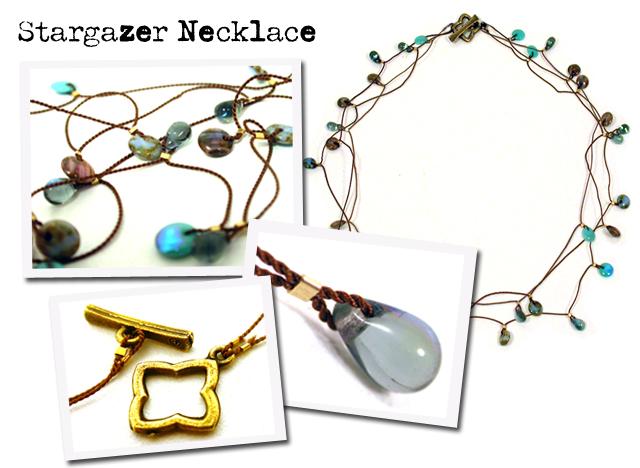 Stargazer Necklace