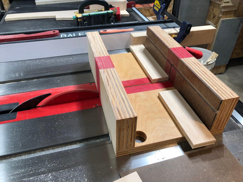 Internal Box Fabrication