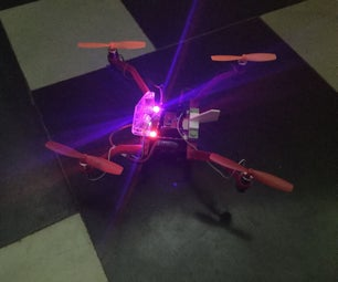 THE COOLEST DRONE IN HISTORY