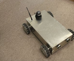 MURVV - the Mobile Robot