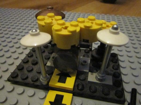 Lego Drumkit.