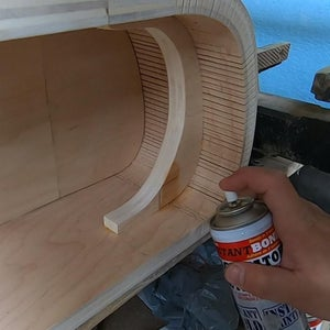 Making Grill Support Pieces - Part A