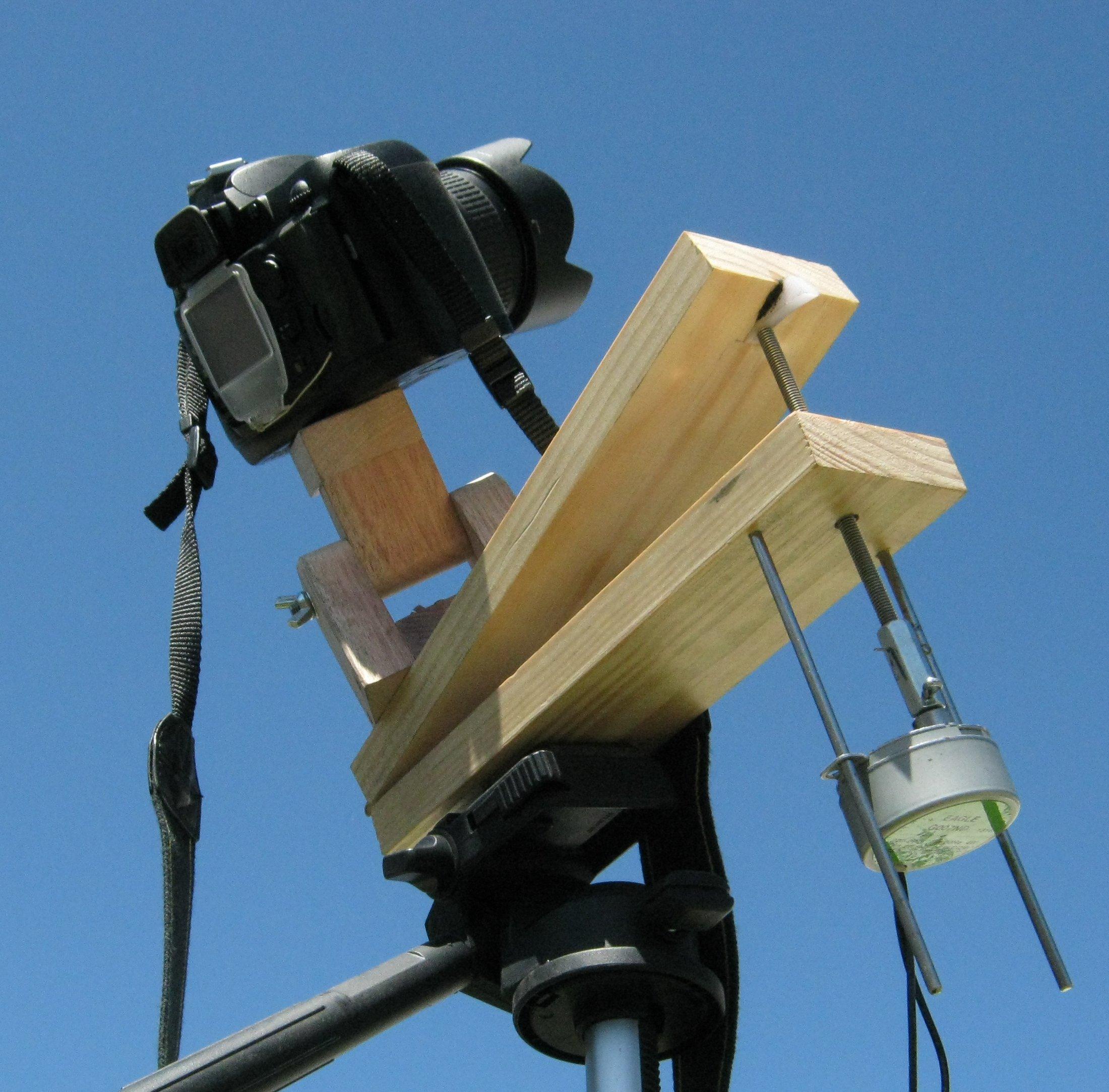 Build a Motorized Barn Door Tracker...