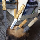 Kitchen Knife Conversion