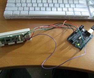 Arduino Magnetic Stripe Decoder