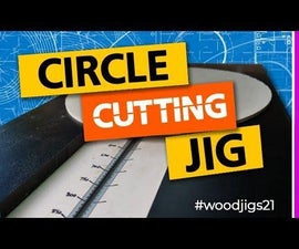 No Hole Circle Cutting Jig for the Bandsaw