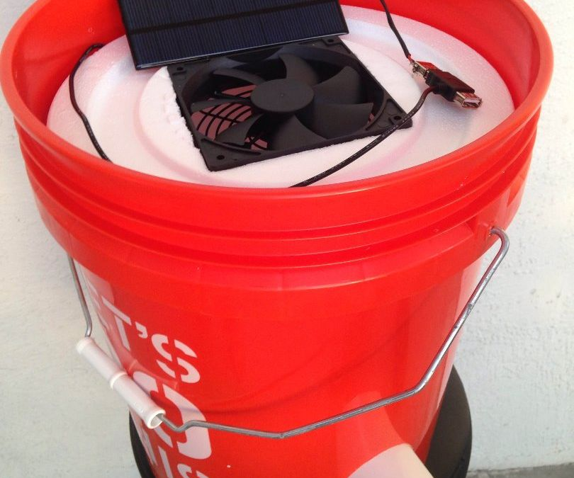 5 Gallon Bucket Air Conditioner