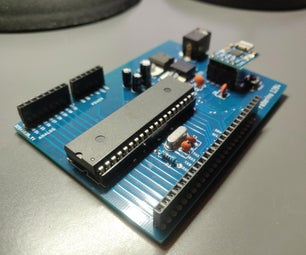 Arduino Knock-Off (Faberino)