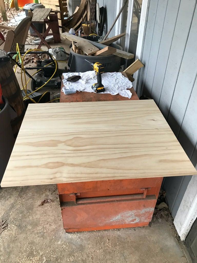 Make Table Top