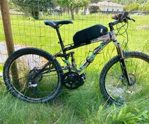 Mountian Bike to Off Road E-Bike
