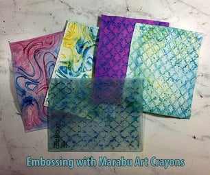 Embossing With Color