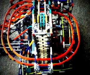Plethora: a Knex Ball Machine