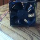 Mini Wall Powered Fan