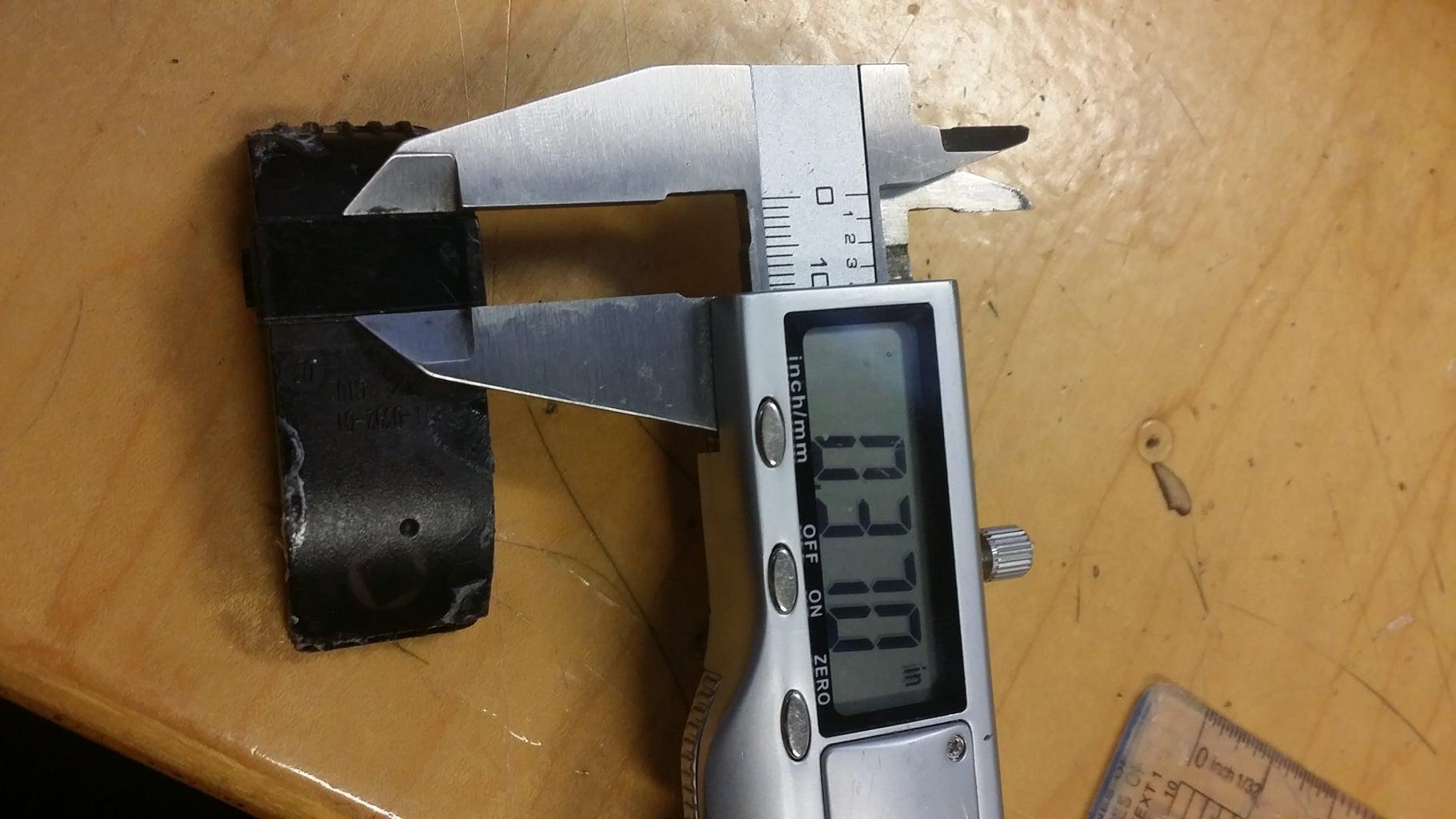 Step 1: Start Measureing