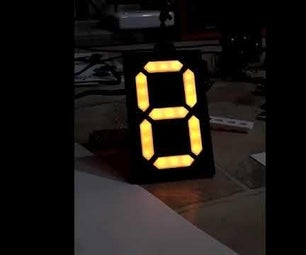 One MAN Clock