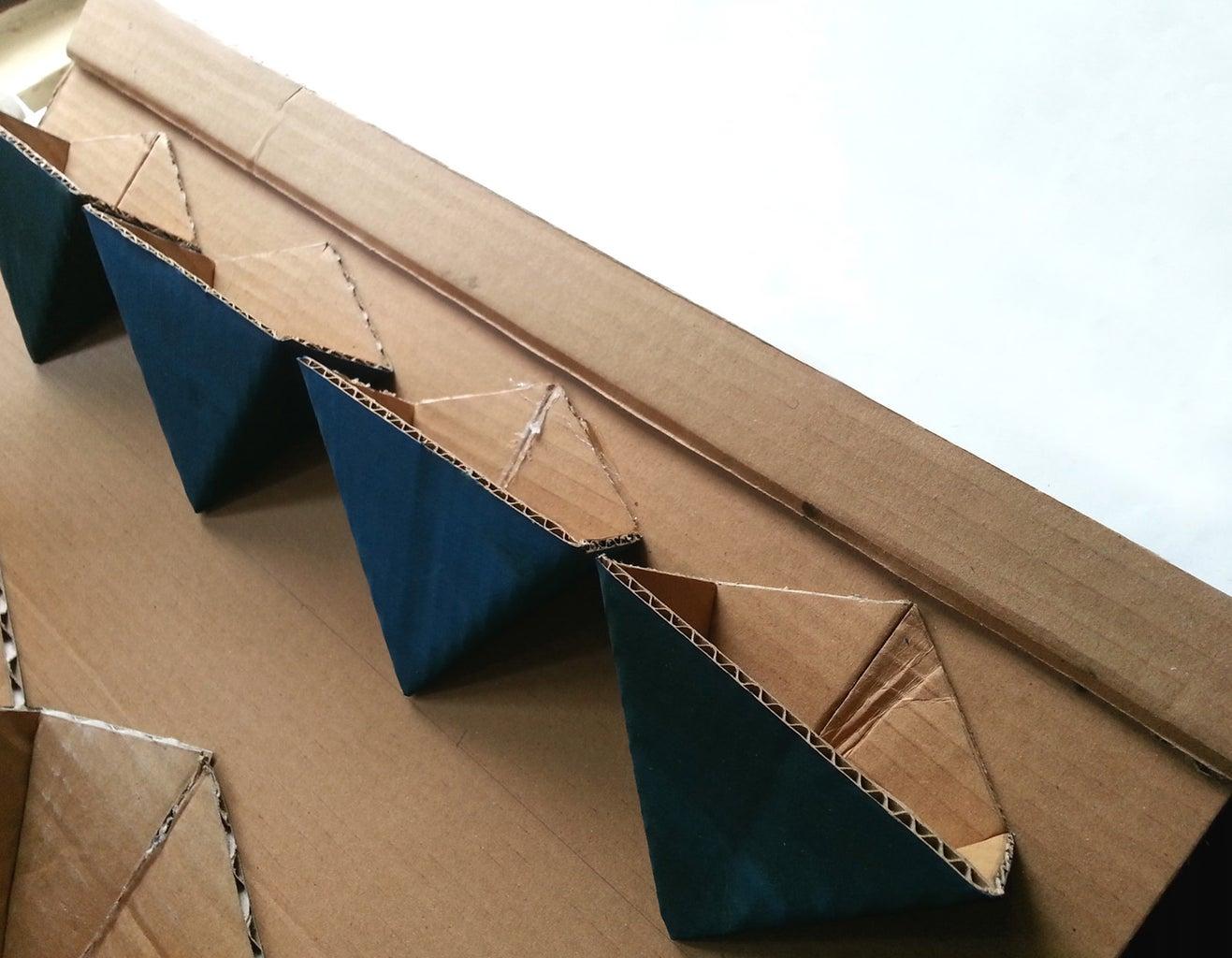 Attaching Hanging Mechanism