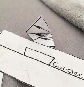 Folding Piece 1- Part 2