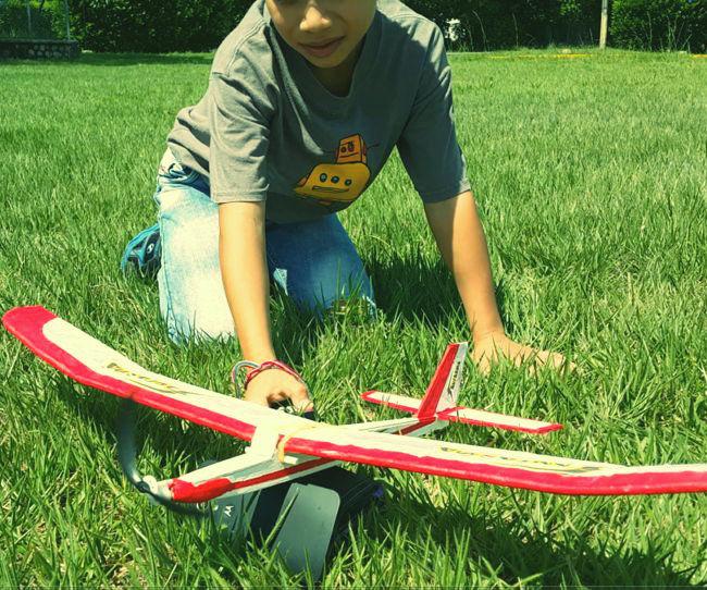 Airplane Glider V1.0